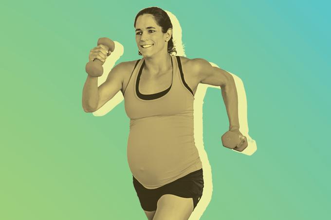 Quais são os benefícios de se exercitar na gravidez e como fazer?